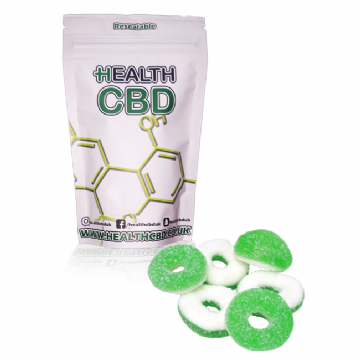 HEALTH CBD RINGS 30MG x 6